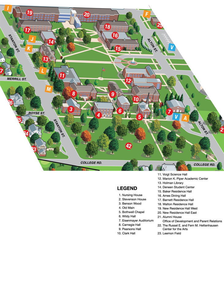 Millikin University Campus Map.Search Results For Campus Maps Millikin University Bcitc Org