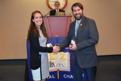 2018 Chapter Honor Award